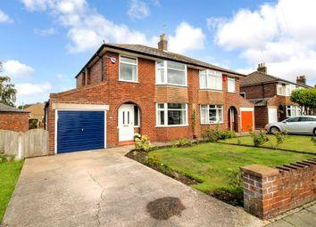 Thumbnail 3 bed semi-detached house for sale in Lansdowne Crescent, Stanwix, Carlisle