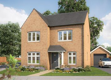 """Thumbnail 4 bed detached house for sale in """"The Juniper"""" at Wenrisc Drive, Minster Lovell, Witney"""