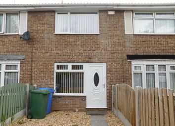 Thumbnail 2 bed town house to rent in Almond Rise, Forest Town, Mansfield