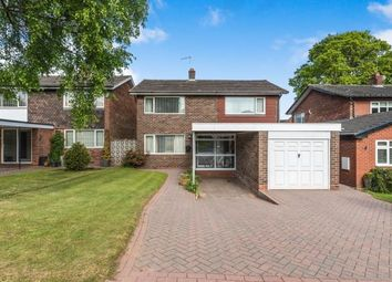 Thumbnail 4 bed detached house for sale in Linforth Drive, Streetly, Sutton Coldfield, West Midlands