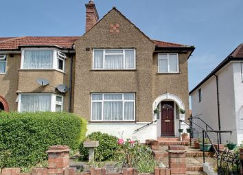 Thumbnail 3 bed end terrace house for sale in Whitton Avenue East, Greenford