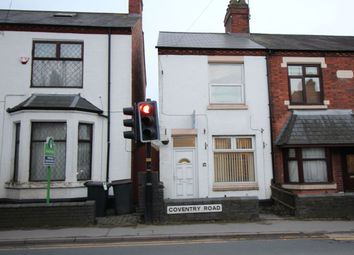 Thumbnail 2 bedroom terraced house for sale in Coventry Road, Bulkington, Bedworth
