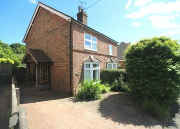 Thumbnail 2 bedroom semi-detached house for sale in Faygate Lane, Faygate, Horsham