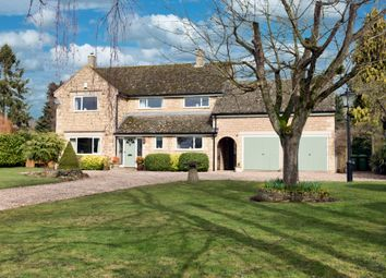 Thumbnail 5 bed detached house for sale in Chapel Lane, Westmancote, Tewkesbury