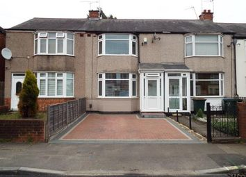 Thumbnail 2 bed terraced house for sale in Chesterton Road, Radford, Coventry, West Midlands