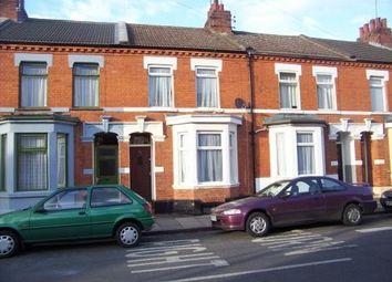 Thumbnail 2 bed terraced house to rent in Adnitt Road, Abington, Northampton