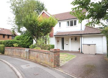 Thumbnail 4 bedroom detached house to rent in Hanover Drive, Fleet
