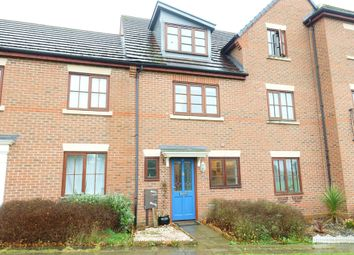 Thumbnail 3 bed town house to rent in Miserden Crescent, Westcroft, Milton Keynes