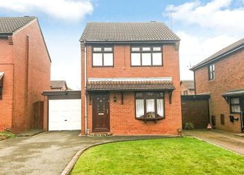 Thumbnail 3 bedroom detached house for sale in Cottage Lane, Marlbrook, Bromsgrove