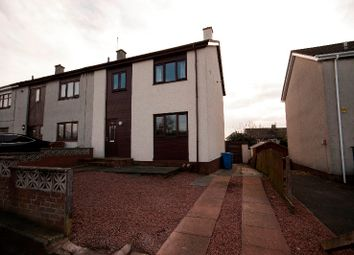 Thumbnail 3 bed semi-detached house to rent in Drumley Avenue, Mossblown, South Ayrshire
