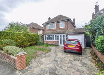 Thumbnail 3 bed detached house for sale in Marcus Avenue, Southend-On-Sea