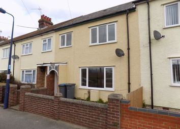 Thumbnail 3 bedroom terraced house for sale in Orford Road, Felixstowe
