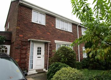 Thumbnail 3 bed semi-detached house for sale in Abbey Drive, Dunscroft, Doncaster