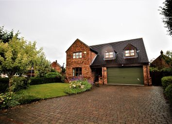 Thumbnail 4 bed detached house for sale in Thompson Drive, York