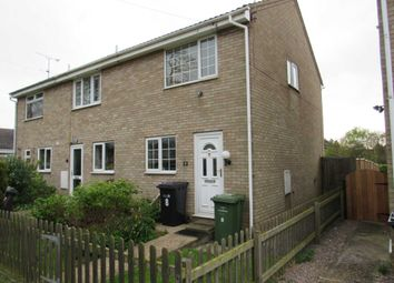 Thumbnail 2 bed end terrace house for sale in Windsor Crescent, Heacham, King's Lynn