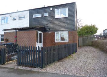 Thumbnail 2 bed property to rent in Wilsbridge Covert, Druids Heath, West Midlands