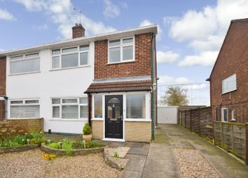 Thumbnail 3 bedroom semi-detached house for sale in Cheshire Gardens, Aylestone, Leicester