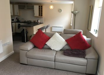 Thumbnail 2 bed flat for sale in Kirkstall Close, Lincoln