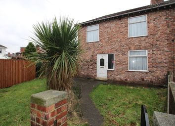 Thumbnail 3 bed semi-detached house for sale in Wembley Road, Crosby, Liverpool