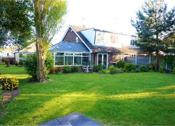 Thumbnail 3 bed bungalow for sale in Meden Glen, Church Warsop