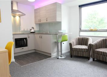 Thumbnail 1 bed flat to rent in Emmanuel House, Studio 3, 179 North Road West, Plymouth
