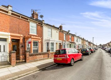 Thumbnail 3 bed terraced house for sale in Chesterfield Road, Portsmouth