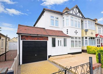 Thumbnail 3 bed end terrace house for sale in Grosvenor Drive, Hornchurch, Essex