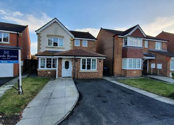 3 bed detached house for sale in Newbell Court, Consett DH8