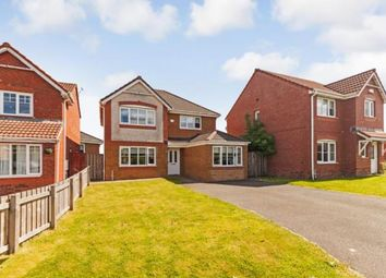 Thumbnail 4 bed detached house for sale in Dalziel Crescent, Cambuslang, Glasgow, South Lanarkshire