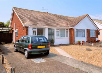Thumbnail 2 bed semi-detached bungalow for sale in Kite Farm, Whitstable
