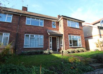 Thumbnail 4 bed semi-detached house to rent in Crockfords Road, Newmarket