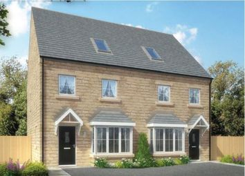 Thumbnail 4 bedroom property for sale in Brighouse Road, Queensbury, West Yorkshire