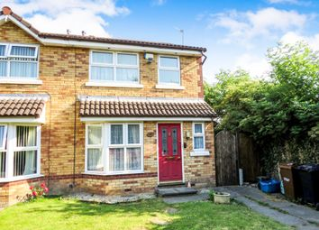 Thumbnail 3 bed semi-detached house for sale in Ashleigh Close, Saltney, Chester
