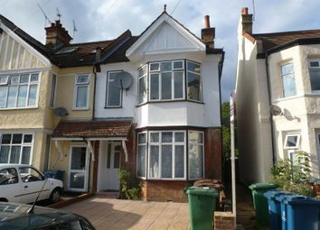 Thumbnail 4 bed terraced house to rent in Wellesley Road, Harrow-On-The-Hill, Harrow