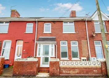 Thumbnail 3 bed terraced house for sale in Torbay Terrace, Rhoose, Barry