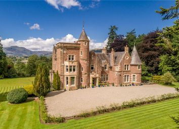 Thumbnail 13 bed detached house for sale in The Gart, Callander, Perthshire