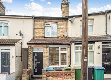 Thumbnail 2 bed end terrace house for sale in Shaftesbury Road, Watford