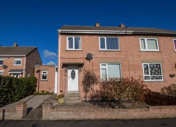 Thumbnail 3 bed semi-detached house for sale in Grasmere Crescent, Blaydon-On-Tyne