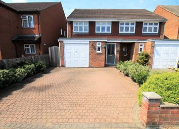 Thumbnail 3 bed semi-detached house for sale in Mount Pleasant Road, Romford