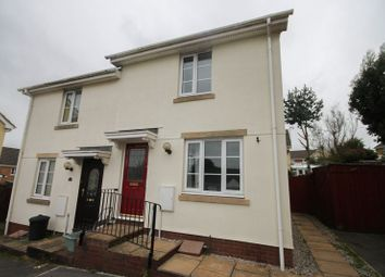 Thumbnail 2 bed semi-detached house to rent in Lendon Way, Winkleigh