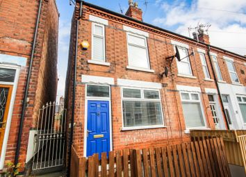 Thumbnail 2 bedroom end terrace house to rent in St. Albans Road, Arnold, Nottingham
