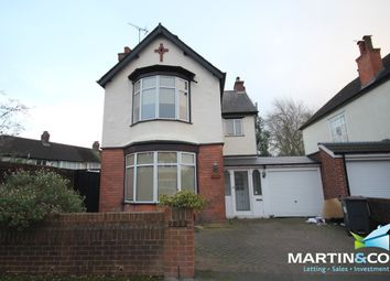 Thumbnail 3 bed link-detached house to rent in Gillott Road, Birmingham