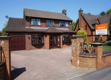 Thumbnail 4 bedroom detached house for sale in Chatteris Close, Meir Park, Stoke-On-Trent, Staffordshire
