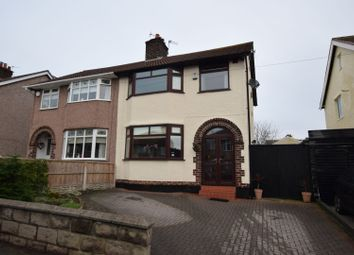 Thumbnail 3 bed semi-detached house for sale in Heath Road, Bebington