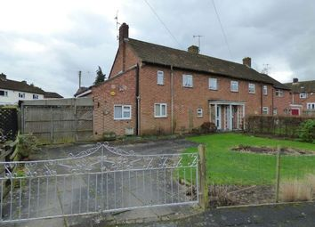Thumbnail 3 bed semi-detached house for sale in Hillsfield, Upton-Upon-Severn, Worcester