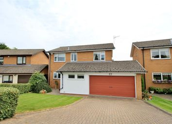 Thumbnail 4 bed detached house for sale in Pentre-Poeth Close, Bassaleg, Newport