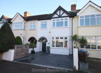 Thumbnail 4 bed terraced house for sale in Phyllis Avenue, New Malden
