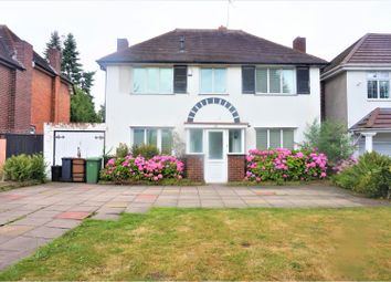 Thumbnail 3 bed detached house for sale in Birmingham Road, Walsall