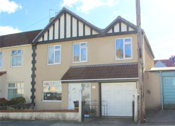 Thumbnail 3 bed semi-detached house for sale in Hall Street, Bedminster, Bristol