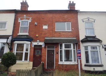 Thumbnail 2 bedroom terraced house to rent in Midland Road, Kings Norton, Birmingham